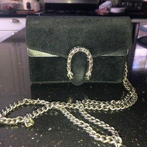 f9cd53ec84b Gucci Bags - ❌SOLD❌ Dionysus suede super mini bag